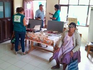 hospital de ojos santa cruz bolivia