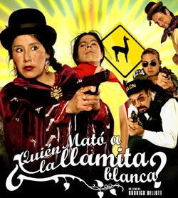 ?Quien mato a la llamita blanca? movie