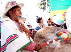 Se lanza el primer Festival de Música y Danza Originaria