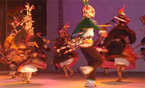 El Ballet Folklórico Nacional inicia sus actividades