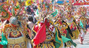La BBC de Londres hará una cobertura especial del Carnaval de Oruro