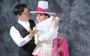 El Ballet Folklórico le rinde un homenaje a la cueca